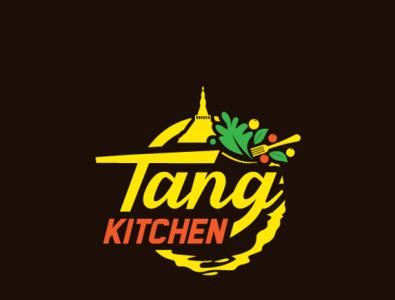 Tang Kitchen Logo Design logo design business logo branding logo logodesign logotype ui vector illustration