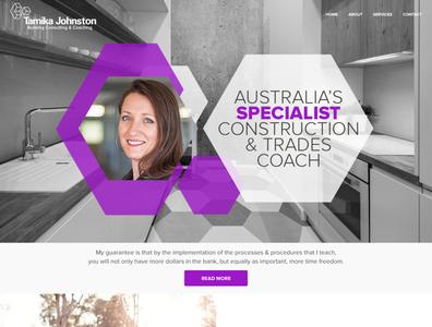 Tamika Johnston Website