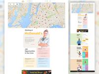 Portal Homepage MyLocalMcDonald's