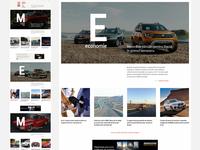 Category – Automotive Magazine Website