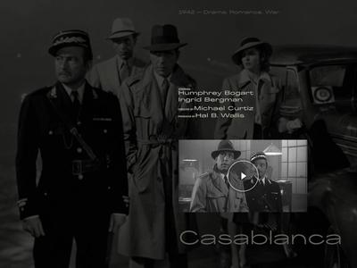 Casablanca Movie Preview