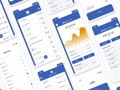 Crypto Exchange and Wallet