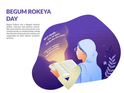 Begum Rokeya Day