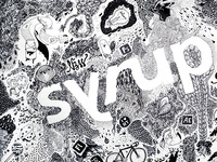 Syrup Sthlm Doodle - full