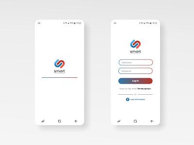 Bus Rapid Transit Semarang minimal ux design app branding ui