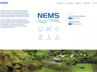 National Environmental Monitoring Standards — Web