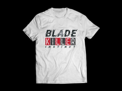 Blade T-Shirt design trendy custom creative  design graphic design t-shirt design t-shirt