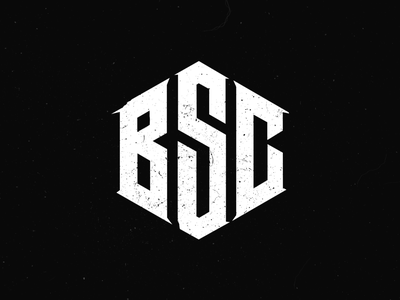 BSC - Black Sheep Cartel logo logodesign logotype letters typography typo logo
