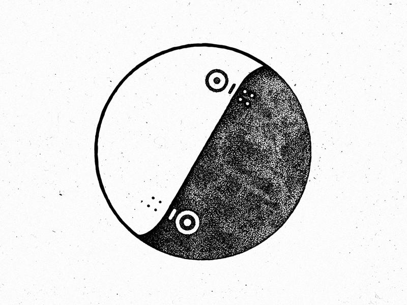 Yin Yang skate skateboard yinyang yin yang deck logo tattoo dots