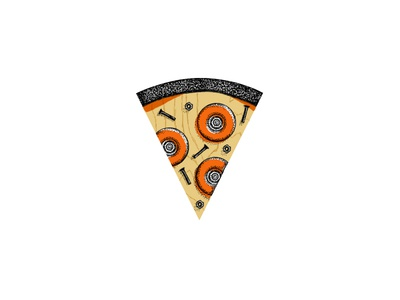 Skate Pizza slice