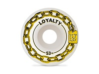 Gold dog chain | Skateboard Wheel