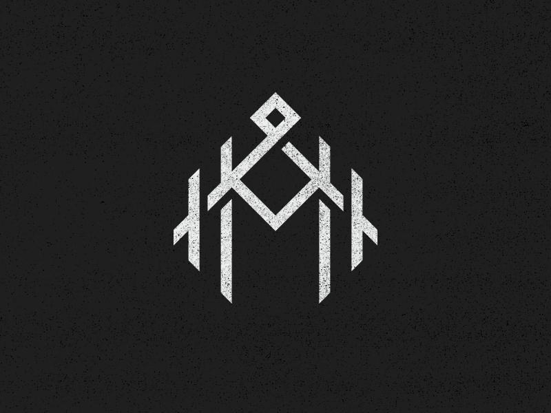 H&H monogram brand logotype type streetwear logo monogram h hh