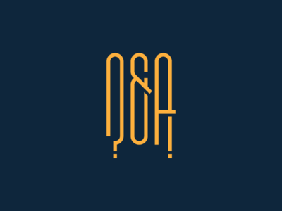 Q&A Logo -  ?&!
