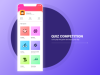 Quiz Competition My Profile