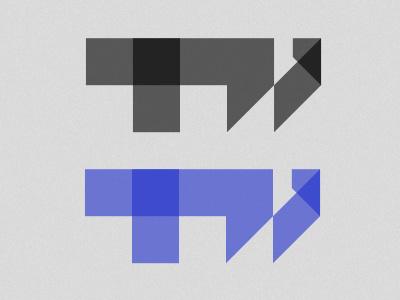 Possible branding brand initials