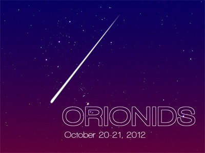 Orionids invite space