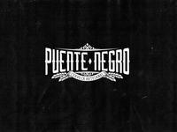 Puente Negro Handcrafted Beer Logo