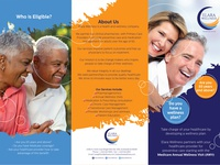 Elara Wellness Patient Trifold Flyer