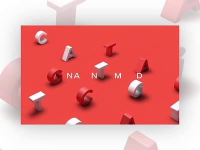 DNA Script microsite animation mainpage design web webdesign website ux ui homepage