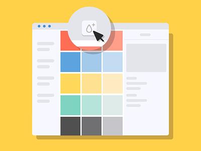 Add Color to Lingo (wip) concept draft wip illustration branding brand ui ux mac app lingo color