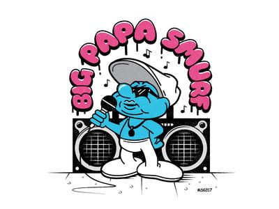 Big Papa Smurf