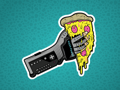 Pizza Power(glove)!
