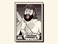 Hacksaw Jimmmy D