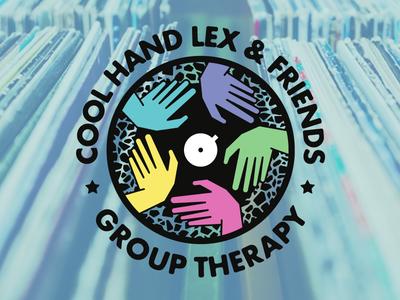 DJ Cool Hand Lex Branding
