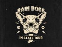 Rain Dogs Band Tee