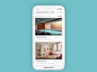 Apartment List - Mobile Design