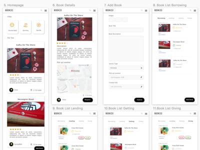 Lending Book Platform