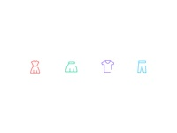 Poshmark iPhone App Icon by Bhushan on Dribbble