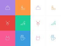 More Fashion & Cloth Icons