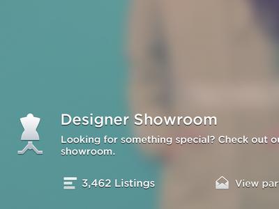 iOS - Showrooms