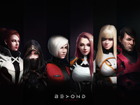 Characters 4 — BEYOND THE STARS
