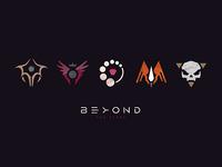 Emblems — BEYOND THE STARS