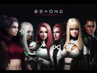 Characters 6 — BEYOND THE STARS
