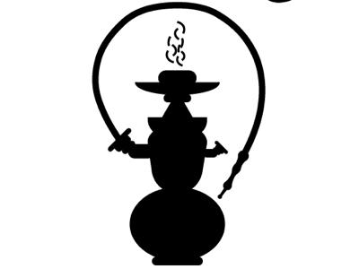 Hookah lounge logo v2