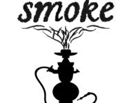 a logo concept for a hookah lounge 2