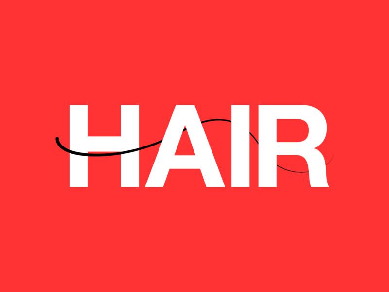 HAIR - Typo Play