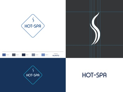 Hot Spa Identity
