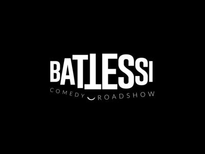 Battessi Standup Comedy Logo