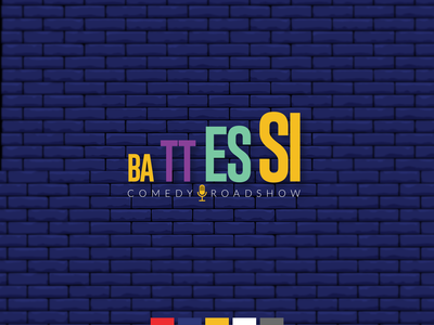 Standup Comedy Logo