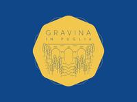 Gravina in Puglia Sticker