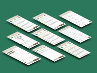 UX Design for an App Cataloging Trees and Their Habitats