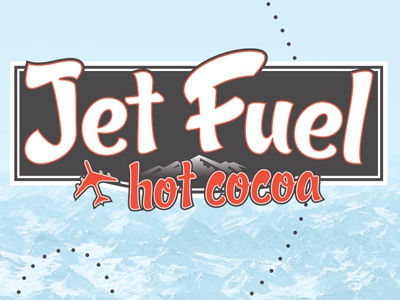 Jet Fuel Hot Cocoa jet fuel hot cocoa chocolate airplane