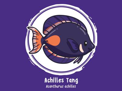 Huevember 16 // Achilles Tang