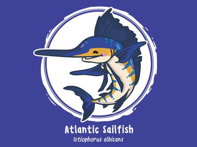 Huevember 17 // Atlantic Sailfish