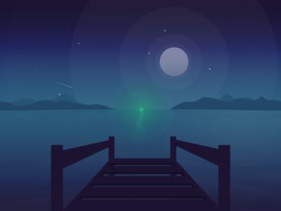Three: The Green Light