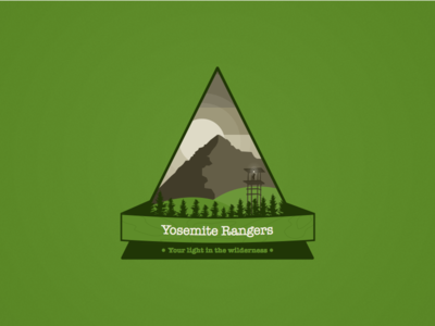 Four: Yosemite Rangers
